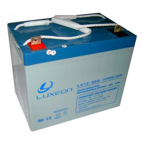 Аккумуляторная батарея  Luxeon LX12-60 G