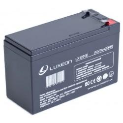 Аккумуляторная батарея  AGM Luxeon LX 1270 E