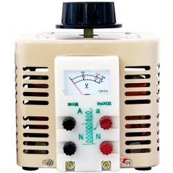Лабораторный автотрансформатор Luxeon ЛАТР-2000VA