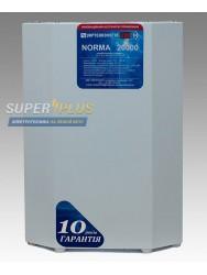 Стабилизатор напряжения Укртехнология NORMA 20000
