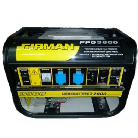FIRMAN FPG 3800