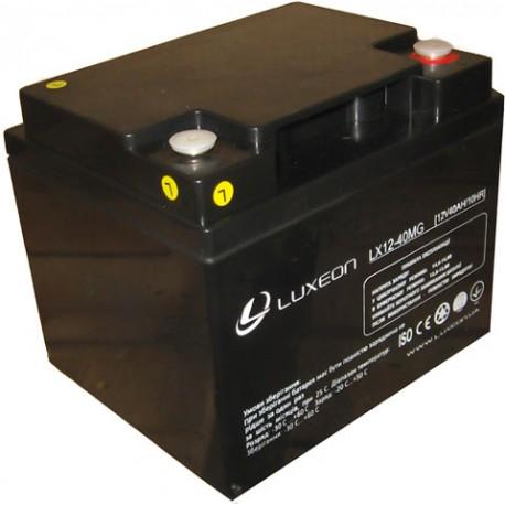 Мультигелевый аккумулятор LX12-40MG 12В 40АЧ