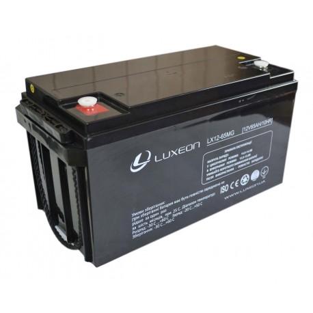 Мультигелевый аккумулятор LX12-65MG