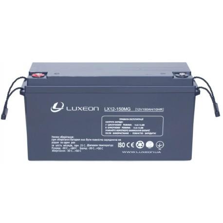 Акуумуляторная батарея LX12-150MG