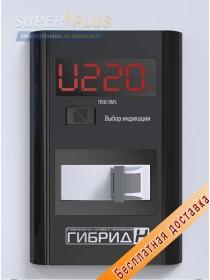 Релейный стабилизатор напряжения Элекс Гибрид 7-1/50А
