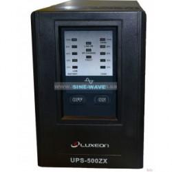 ИБП с синусоидой Luxeon UPS-500ZX