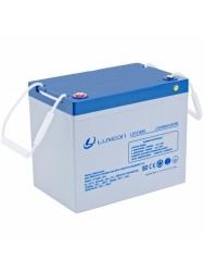 Гелевый аккумулятор  Luxeon LX12-60G (12B 60Ач)