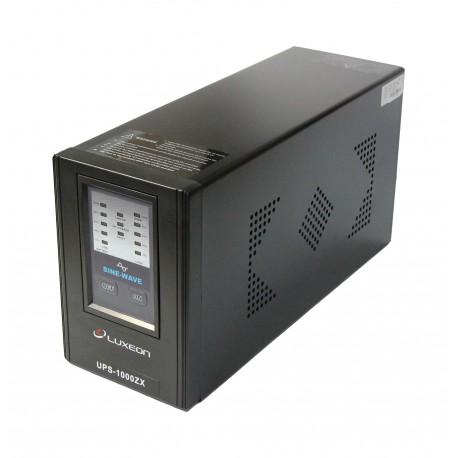 ИБП с синусоидой Luxeon UPS 1000 ZX